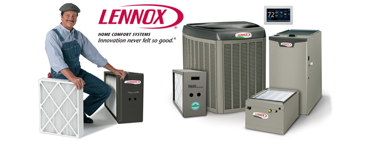Heating and Cooling Products from Lennox