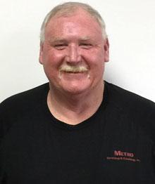 Dan Seward of Metro Heating and Cooling, Inc.